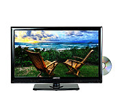 Axess 19 Class LED TV with Built in DVD Player - E277812