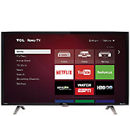 TCL 40 Class LED 1080p Roku TV with Built-in Wi-Fi - E285212