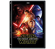 Star Wars: The Force Awakens DVD - E288012