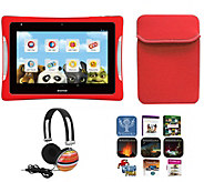 Nabi DreamTab 8 with App Pack, Neoprene Sleeve& Headphones - E289612