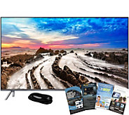 Samsung 55 LED 4K HDR Smart Ultra HDTV w/ HDMI& App Pack - E291112