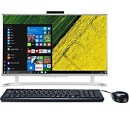 Acer Aspire 23.8 All-in-One - Core i3, 8GB RAM, 1TB HDD - E292112