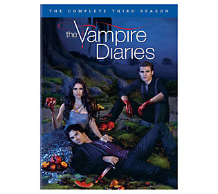 Vampire Diaries Season 3 Five-Disc Set DVD