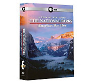 Ken Burns: The National Parks: Americas Best Idea DVD Set - E265513