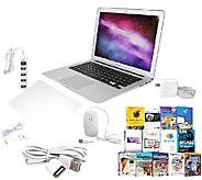 Apple 13 MacBook Air - Core i5, 4GB RAM, 256GBSSD & Software - E282313