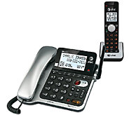 AT&T Corded/Cordless Answering System w/ Call Wait Caller ID - E284613