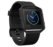 Fitbit Blaze Smart Fitness Watch, Special Edition Tapered Gol - E290613