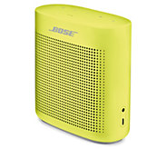 Bose SoundLink Color II Bluetooth Speaker - E229914