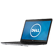 Dell 15 Touch Laptop - 1.8GHz AMD A8 APU, 8GBRAM, 1TB HDD - E279914