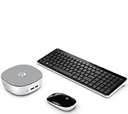 HP Pavilion Mini Desktop - Core i3, 4GB, 1TB HDD with Softwar - E285114