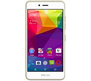 BLU Studio G HD 8GB 3G Unlocked Android Smartphone with Case - E289714