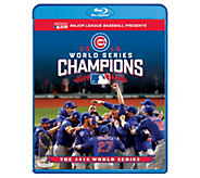 Chicago Cubs 2016 World Series Blu-ray/DVD - E290214
