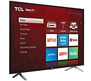 TCL 49 Class S-Series 4K UHD HDR Roku Smart TV - E292814