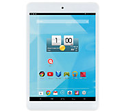 Trio 7.85 Quad Core 16GB WiFi Android Tablet w/ Google Play - E226715