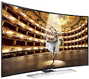 Samsung 55 Curved Smart LED 4K Ultra High Definition TV - E228215