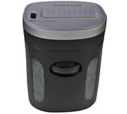 Royal MC10X 10-Sheet MicroCut Paper Shredder w/ Pull-Out Bin - E230015