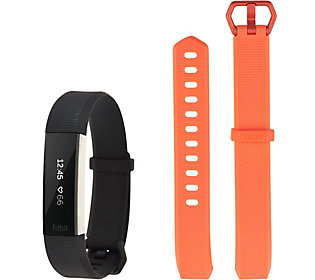 Fitbit Alta HR Activity Tracker with Additional Accessory Band