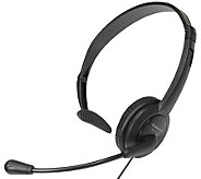Panasonic Lightweight Microphone Headset for Telephones - E250715