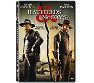 Hatfields & McCoys 2-Disc DVD Set - E262515