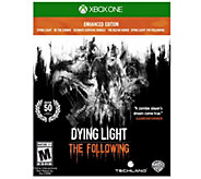 Dying Light The Following Enhanced Edition Game- Xbox One - E288215