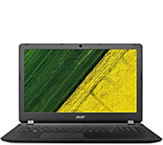 Acer Aspire 15.6 Laptop - Celeron, 4GB RAM, 500GB HDD - E290715