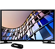 Samsung 24 720p LED Smart HDTV and 6 HDMICable - E291515