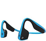 AfterShokz Trekz Titanium Bluetooth Stereo Headphones with Mic - E293715