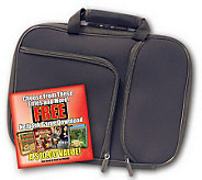 Pocket Pro 10 Netbook Case with Pockets and Security Strap - E220016