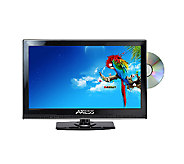 Axess 13 Class LED HDTV with Built in DVD Player - E277816