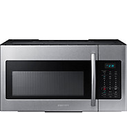 Samsung 1.7 Cu. Ft. Over-the-Range Microwave -Stainless Steel - E281016