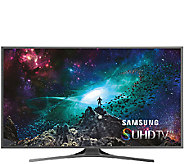Samsung 55 LED 4K SUHD Smart TV - E287116
