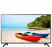 LG 32 Class Smart  720p LED HDTV w/ Built-In WiFi - E287316