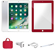 Apple iPad 128GB Wi-Fi with Screen Protector and Case - E291216