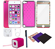 Apple iPod Touch 6th Generation 128GB with Accessories - Pink - E293116