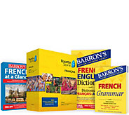 Rosetta Stone Barrons Bundle Language Learn Choice of 4 Languages - E230217