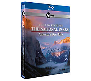 Ken Burns: The National Parks: Americas Best Idea - Blu-ray - E265517