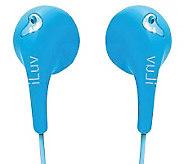 iLuv Bubble Gum Earbuds - E267417