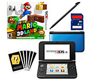 Nintendo 3DS XL bundle with Super Mario 3D Land - E288417