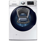 Samsung 7500 Series 5.0 Cubic Foot Front-Load Washer - E288817