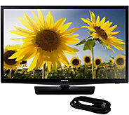 Samsung 28 720p LED Smart HDTV and 6 HDMI Cable - E291517