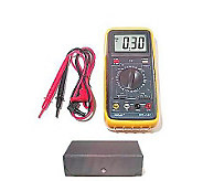 Digital Multimeter and Transistor Tester - E110918