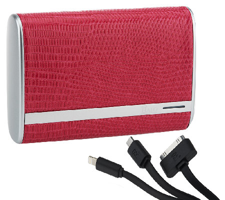 Halo Portable Power Chargers Battery Chargers Qvc