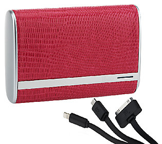 Product image of HALO 7800 mAh Portable Charger for Cell Phones & Tablets