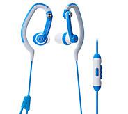 Audio-Technica SonicSport In-Ear Headphones with Microphone - E283218
