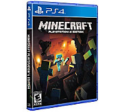 Minecraft Game - PlayStation 4 - E283618