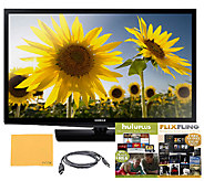 Samsung 24 Class LED HDTV with HDMI Cable - E287218