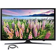 Samsung 43 1080p LED HDTV w/ HDMI Cord - E287418