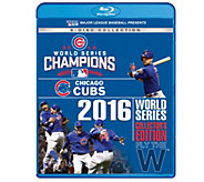 Chicago Cubs 2016 World Series Blu-ray/DVD Collectors Set - E290218