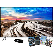 Samsung 65 LED 4K HDR Smart Ultra HDTV with HDMI & App Pack - E291118