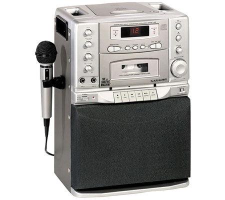 singing machine cd g